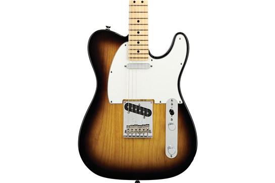 Fender American Standard Telecaster (2 Tone Sunburst / Maple)