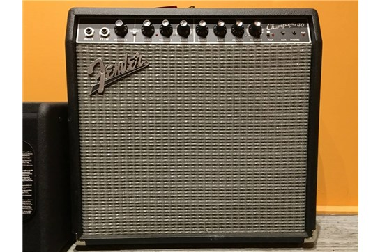 Used Fender Champion 40 Amp