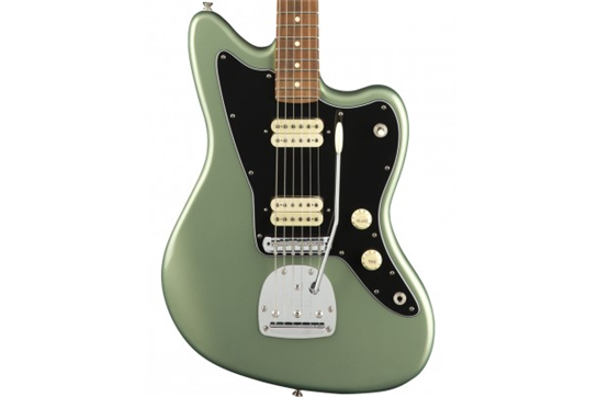Fender Player Jazzmaster (Pau Ferro, Sage Green Metallic)