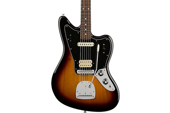 Fender Player Jaguar (Pau Ferro, 3-Color Sunburst)