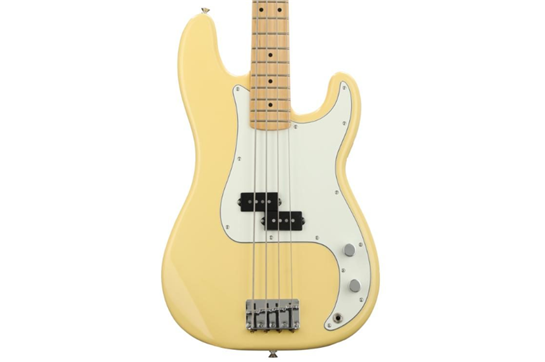 Fender Player Precision Bass (Buttercream)