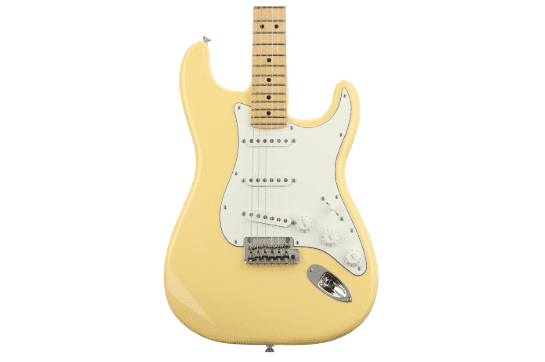 Fender Player Stratocaster (Buttercream)