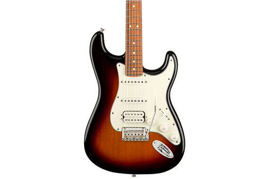Fender Player Stratocaster HSS (3-Color Sunburst)