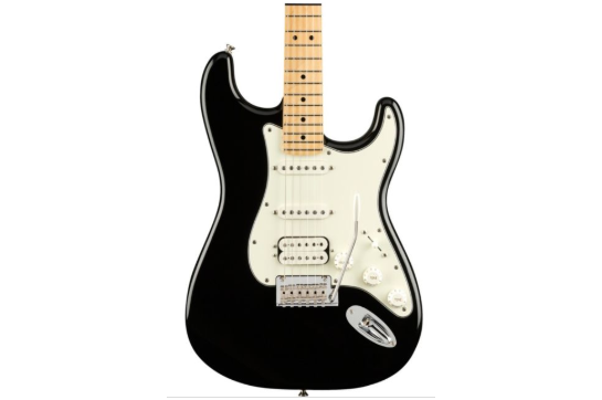 Fender Player Stratocaster HSS (Black)