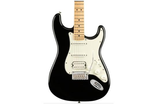 Fender Player Stratocaster HSS (Black)