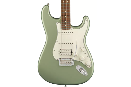 Fender Player Stratocaster HSS (Pau Ferro, Sage Green Metallic)