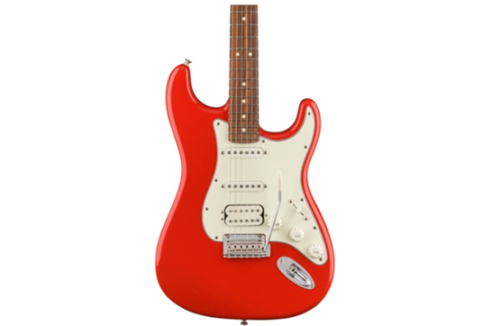 Fender Player Stratocaster HSS (Pau Ferro, Sonic Red)