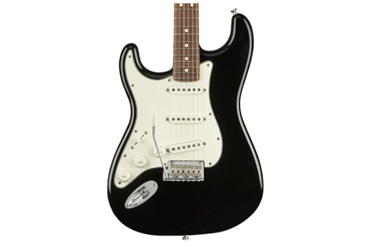 Fender Player Stratocaster Left Handed (Pau Ferro, Black)