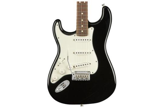 Fender Player Stratocaster Left Handed (Pau Ferro, Black)