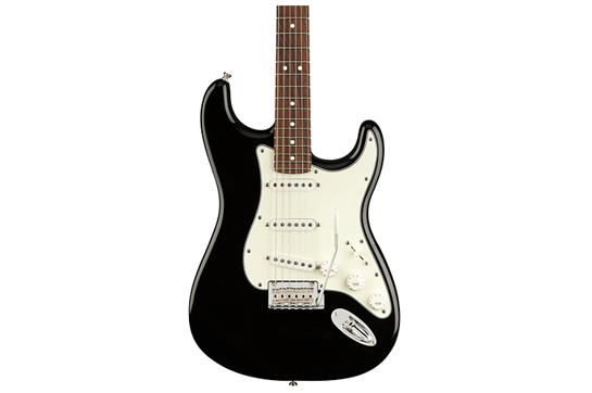 Fender Player Stratocaster (Pau Ferro, Black)