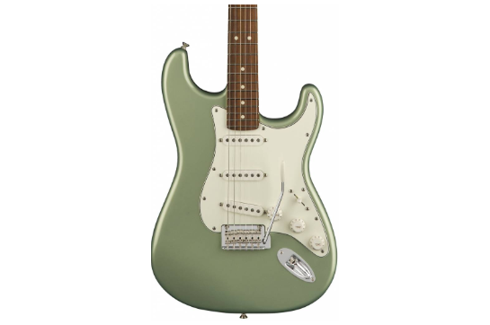 Fender Player Stratocaster (Pau Ferro, Sage Green Metallic)