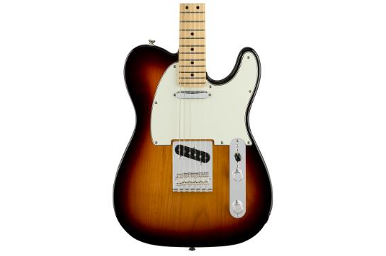 Fender Player Telecaster - 3-Color Sunburst