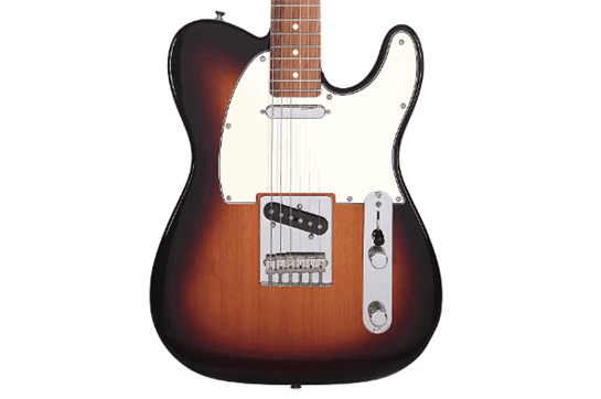Fender Player Telecaster (Pau Ferro, 3-Color Sunburst)