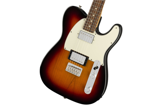 Fender Player Telecaster HH (Pau Ferro, 3-Color Sunburst)