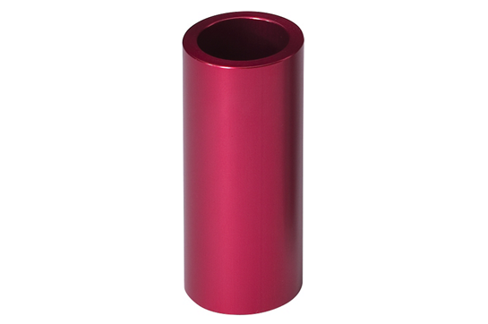 Fender Aluminum Slide (Candy Apple Red)