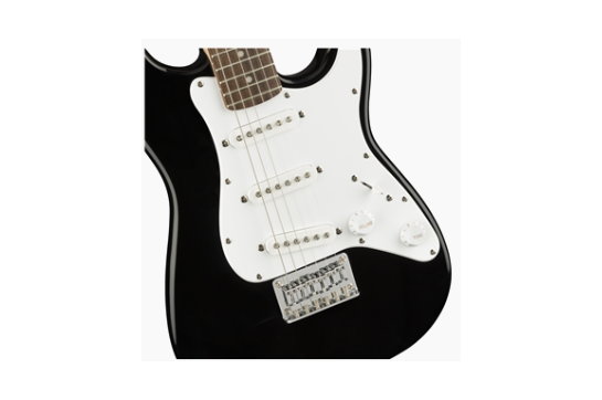 Squier Mini Stratocaster (Laurel Black)