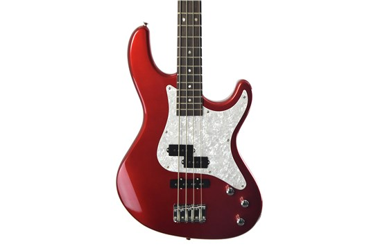 Fernandes Retrospect 4 X Candy Apple Red