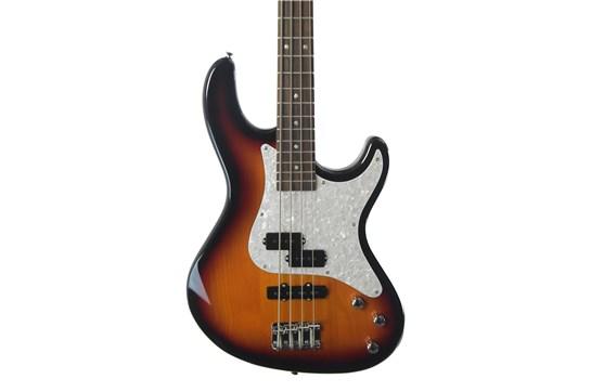 Fernandes Retrospect 4 X Bass Guitar Sunburst