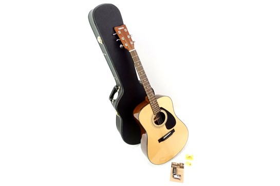 Acoustic Guitar Starter Bundle