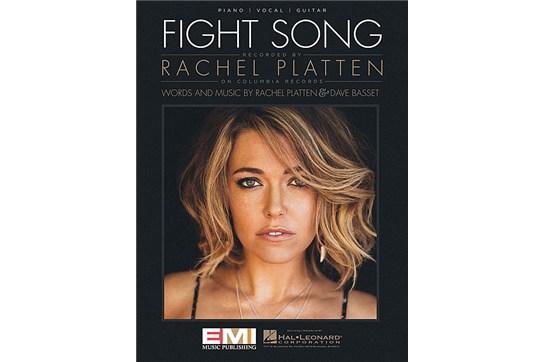 Rachel Platten - Fight Song - Piano Vocal Guitar Sheet Music