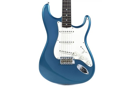 Fender Eric Johnson Stratocaster (Lucern Aqua Firemist)