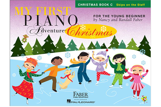 My First Piano Adventures Christmas - Book C