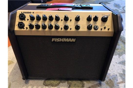 Used Fishman LoudBox Artist Amp