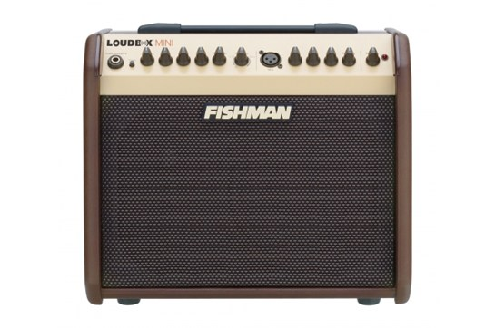 Fishman Loudbox Mini PRO-LBX-500 60W Acoustic Guitar Amp