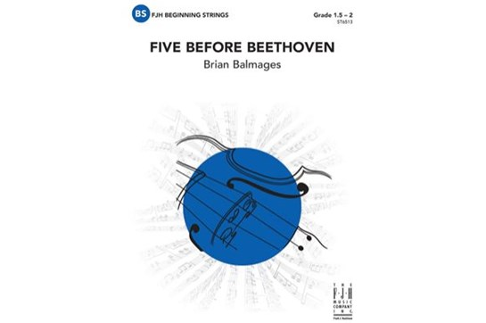Five Before Beethoven || Grade 1.5, 2. SO