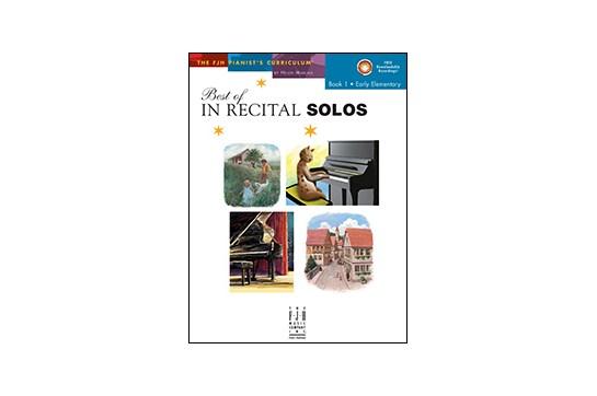 Best of In Recital Solos - Book 1
