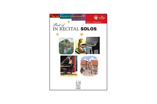 Best of In Recital Solos - Book 2