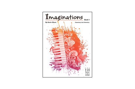 Imaginations - Book 1