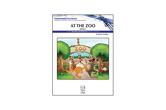 At the Zoo - Book 2