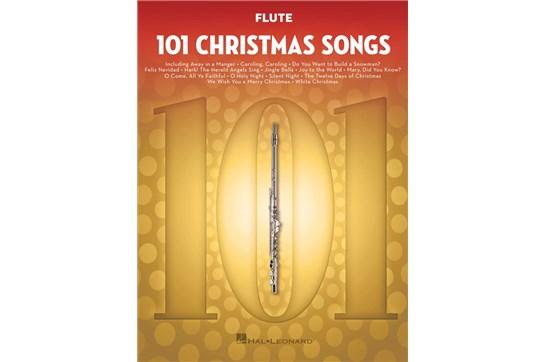 101 Christmas Songs (Flute)