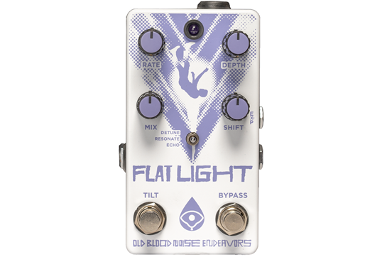 Old Blood Noise Endeavors Flat Light Flange Shifter