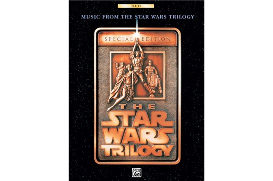 The Star Wars® Trilogy: Special Edition for Flute