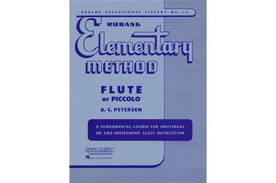Rubank Elementary Method - Flute