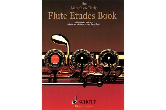 The Flute Etudes Book