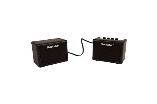 Blackstar Fly 3 Stereo Pack (3W Amp, Speaker, & Power Supply)