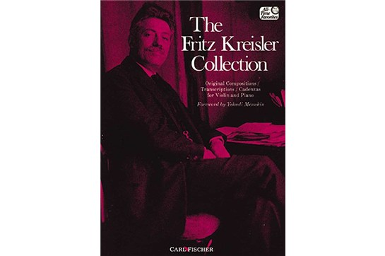 The Fritz Kreisler Collection, Volume 1 For Violin and Piano