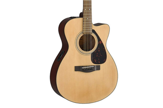 Yamaha FSX315C Concert Cutaway Acoustic-Electric (Natural)