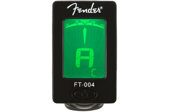 Fender FT-004 Clip-On Guitar Tuner