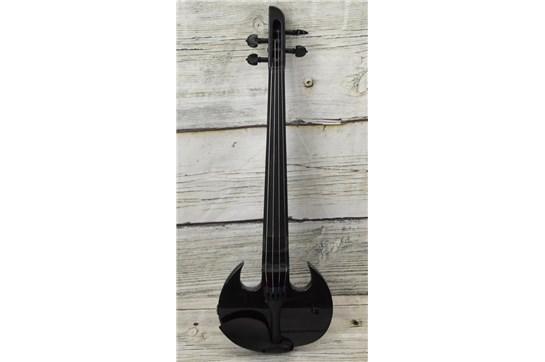 Pre-Owned Wood Violins Stingray SVX4 Electric Violin - Galaxy Black