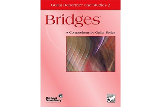 8211B2 C3 Guitar Repertoire & Studies 2, Bridges, FH