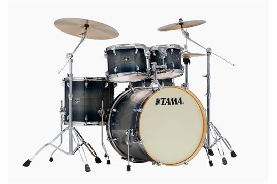 Tama Superstar Classic CK48S Drum Set (Midnight Gold Sparkle)