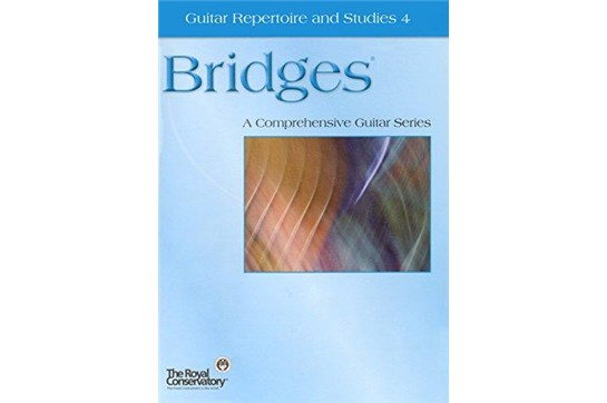 8211A3 Guitar Repertoire & Studies 4, Bridges, FH