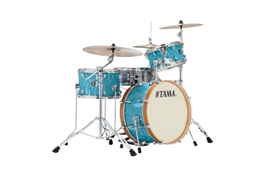 Tama Superstar Classic Neo Mod (Turquoise Satin)