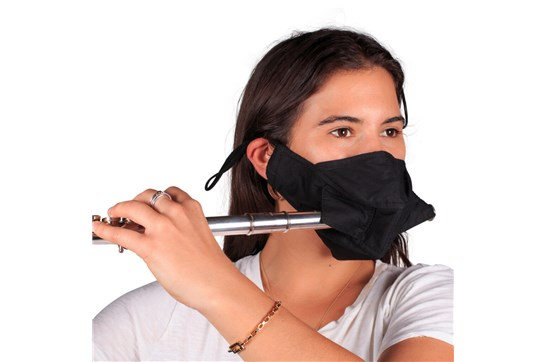 Gator Double-Layer Instrument Face Mask For Flutes & Piccolos