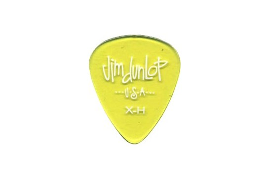 Dunlop Gels XH Extra Heavy Picks (12 Pack)