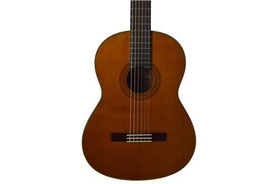 Yamaha Nylon String CG142CH Classical